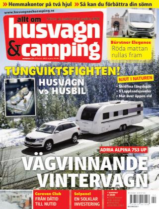 Allt om Husvagn & Camping 2021-01-21