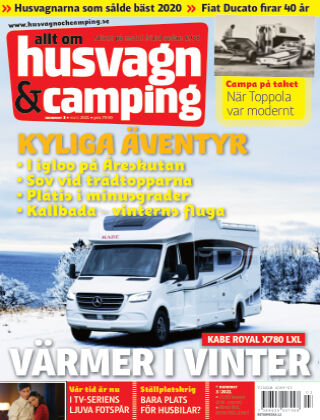 Husvagn & Camping 2021-02-18