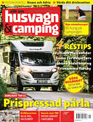 Allt om Husvagn & Camping 2021-04-22