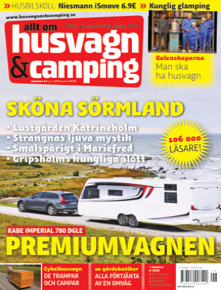 Allt om Husvagn & Camping 2021-05-20