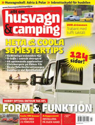 Allt om Husvagn & Camping 2021-06-17