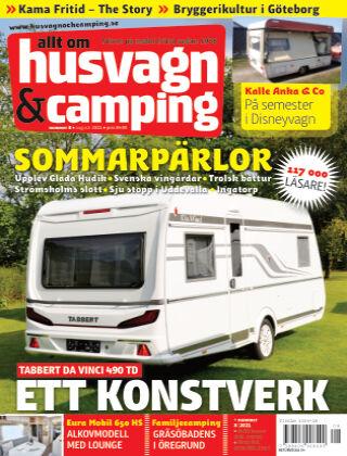 Allt om Husvagn & Camping Nr 8 2021