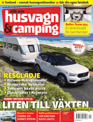 Allt om Husvagn & Camping Nr 9 2021