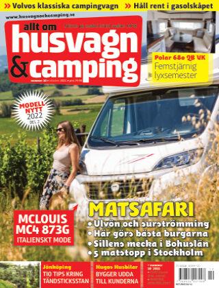 Allt om Husvagn & Camping 2021-09-23