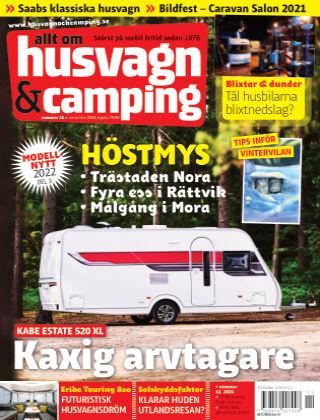 Allt om Husvagn & Camping Nr 11 2021
