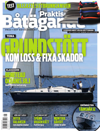 Praktiskt Båtägande 2018-08-02