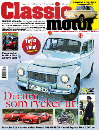 Classic Motor 2018-01-01