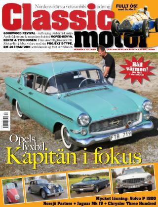 Classic Motor 2017-01-11