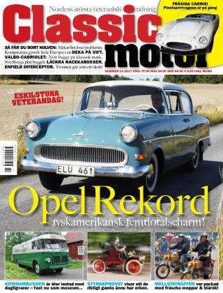 Classic Motor 2017-09-13