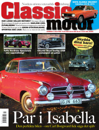 Classic Motor 2018-01-16