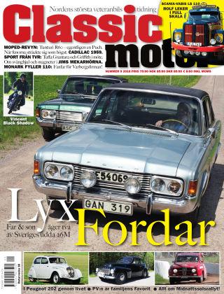 Classic Motor 2018-08-21