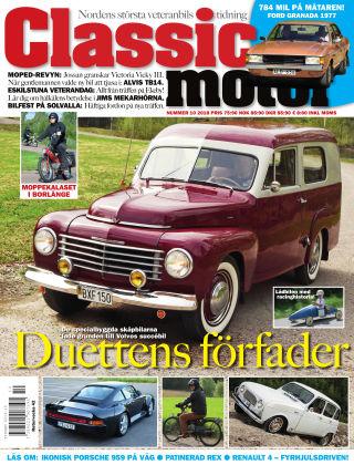 Classic Motor 2018-09-18
