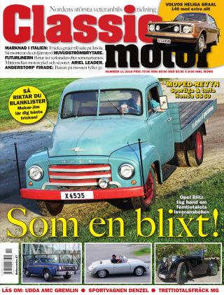 Classic Motor 2018-10-16
