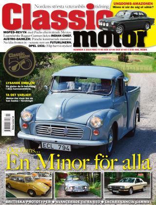 Classic Motor 2019-02-12