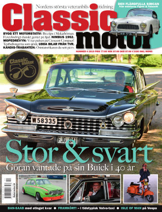 Classic Motor 2019-03-19