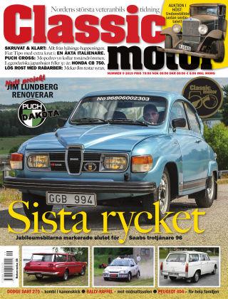 Classic Motor 2019-08-20
