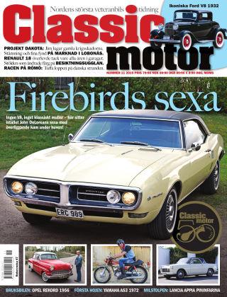 Classic Motor 2019-10-15