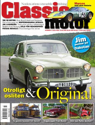 Classic Motor 2020-02-13