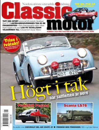 Classic Motor 2020-04-16
