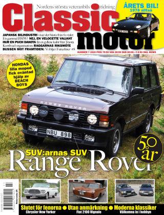 Classic Motor 2020-06-18