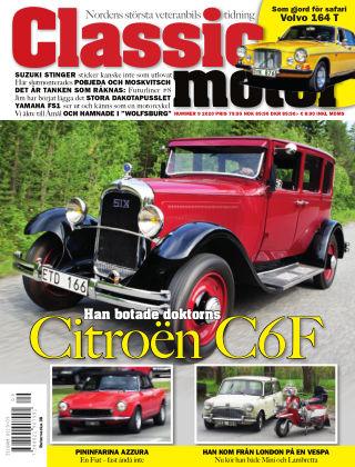 Classic Motor 2020-08-20
