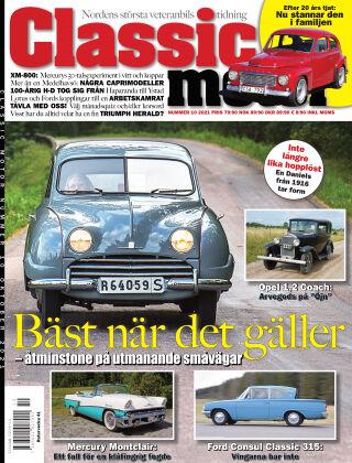 Classic Motor 2021-09-16
