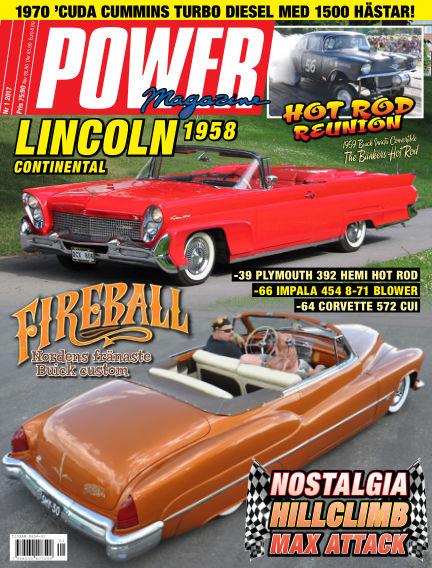 Power Magazine January 17, 2017 00:00