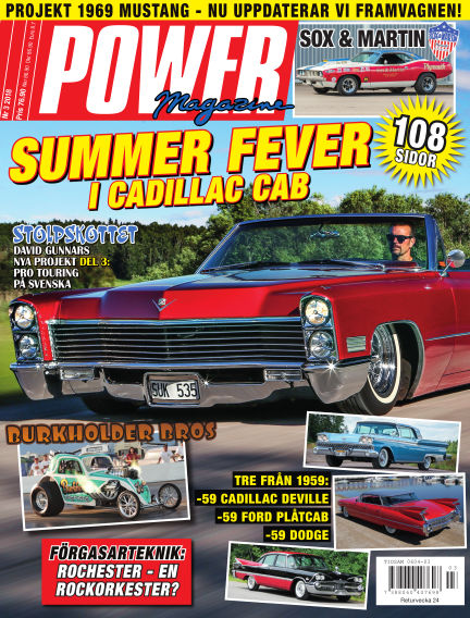 Power Magazine April 26, 2018 00:00