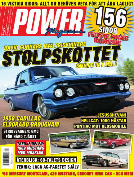 Power Magazine June 14, 2018 00:00