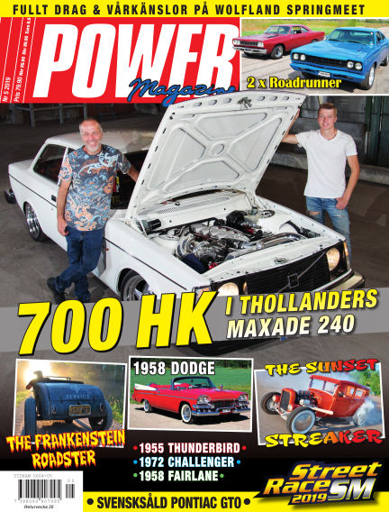 Power Magazine July 11, 2019 00:00