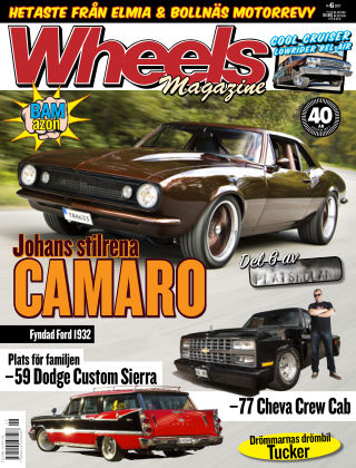 Wheels Magazine 2017-05-16
