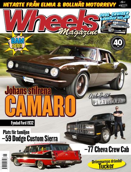 Wheels Magazine May 16, 2017 00:00