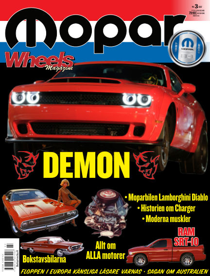 Wheels Magazine December 19, 2017 00:00