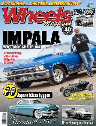Wheels Magazine 2017-02-14