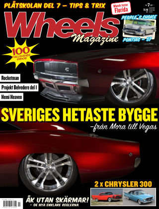 Wheels Magazine 2017-06-16