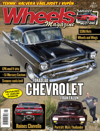 Wheels Magazine 2018-01-01