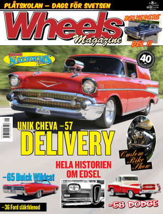 Wheels Magazine 2017-07-18