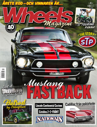 Wheels Magazine 2017-03-17