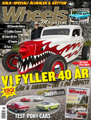 Wheels Magazine 2017-10-20
