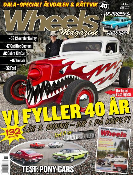 Wheels Magazine October 20, 2017 00:00