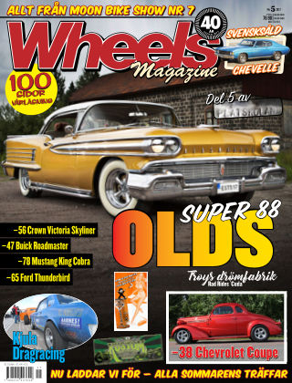 Wheels Magazine 2017-04-18