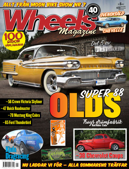 Wheels Magazine April 18, 2017 00:00
