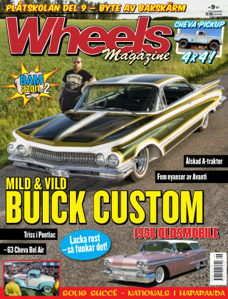 Wheels Magazine 2017-08-18