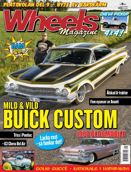 Wheels Magazine August 18, 2017 00:00