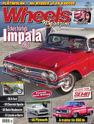 Wheels Magazine 2017-11-23