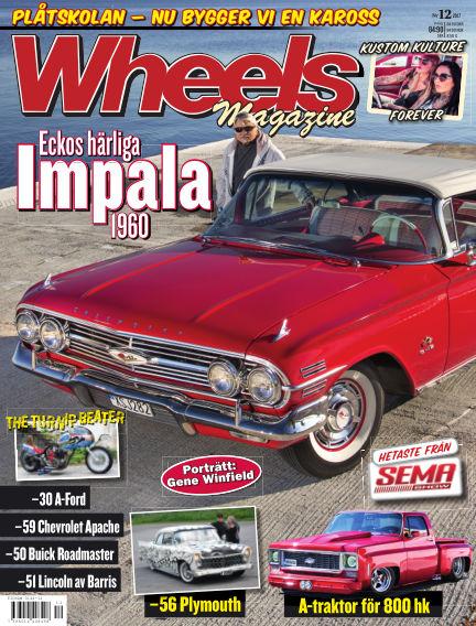 Wheels Magazine November 23, 2017 00:00