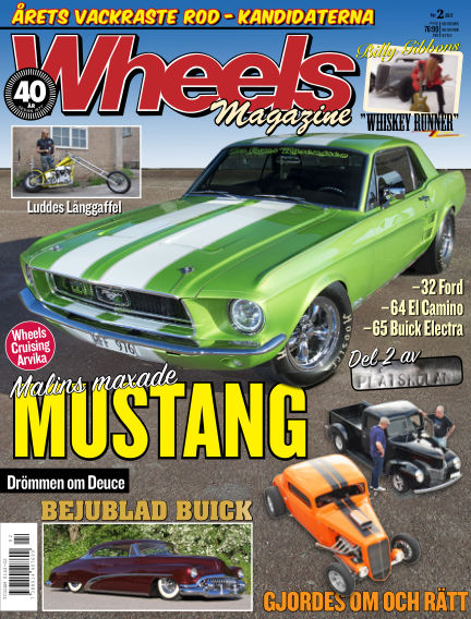 Wheels Magazine January 17, 2017 00:00