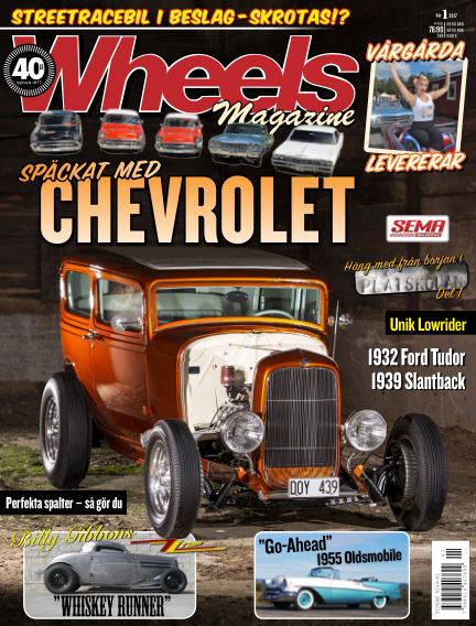 Wheels Magazine December 27, 2016 00:00