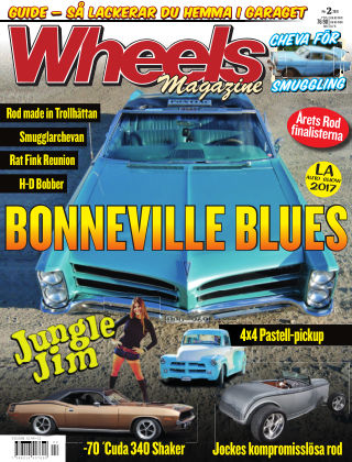 Wheels Magazine 2018-01-16