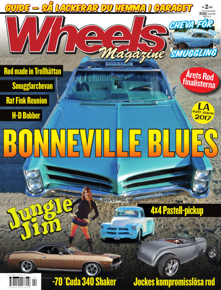 Wheels Magazine January 16, 2018 00:00